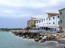 Am Hafen von Cecina gibt es nette Restaurants