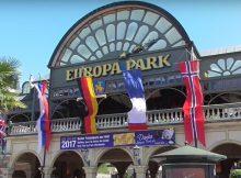 Der Europa-Park in Rust