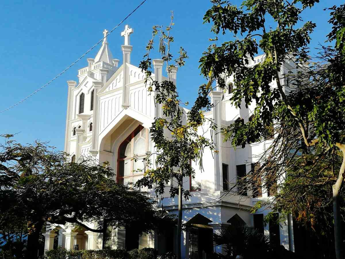 St. Pauls Church auf der Duval Street