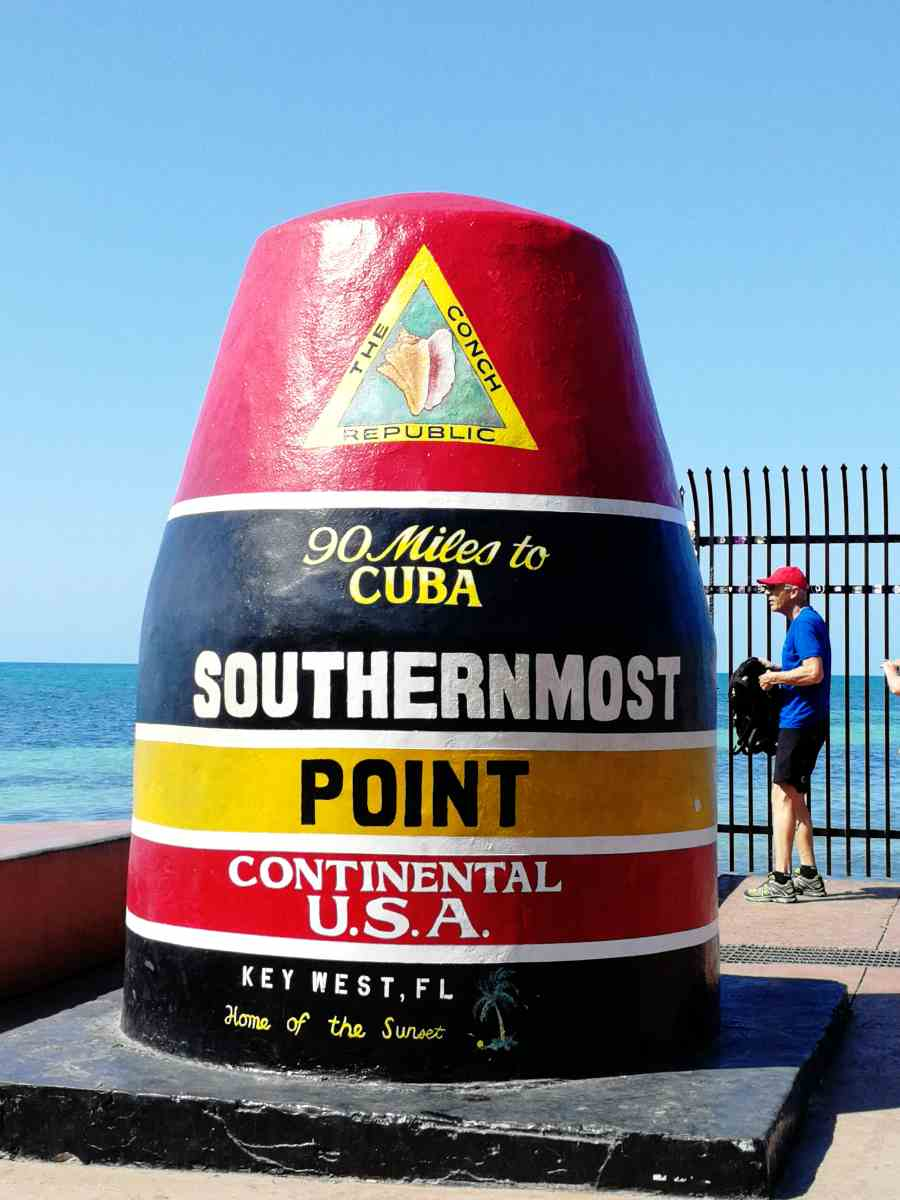 Southernmost Point in Key West