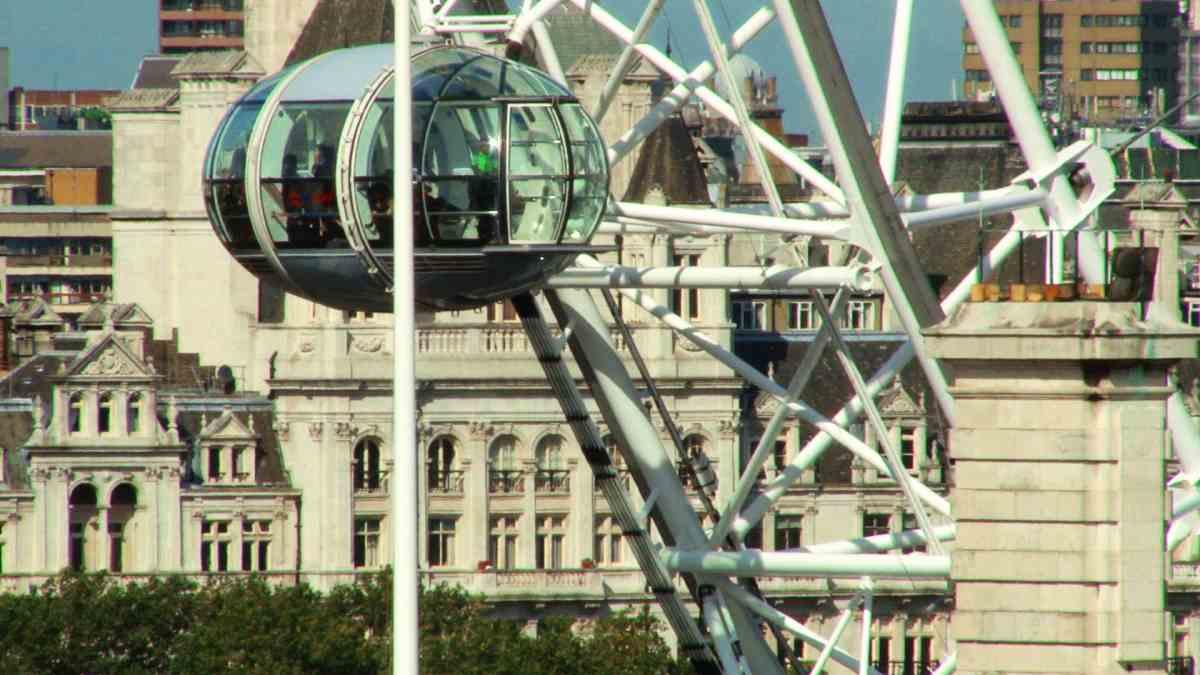 Kabinen London Eye