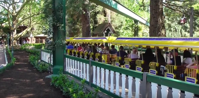 Photo of Die Europa-Park Panoramabahn – Bummelzug durch den schönsten Freizeitpark Europas