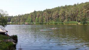 Vösler Weiher - Badesee bei Völs