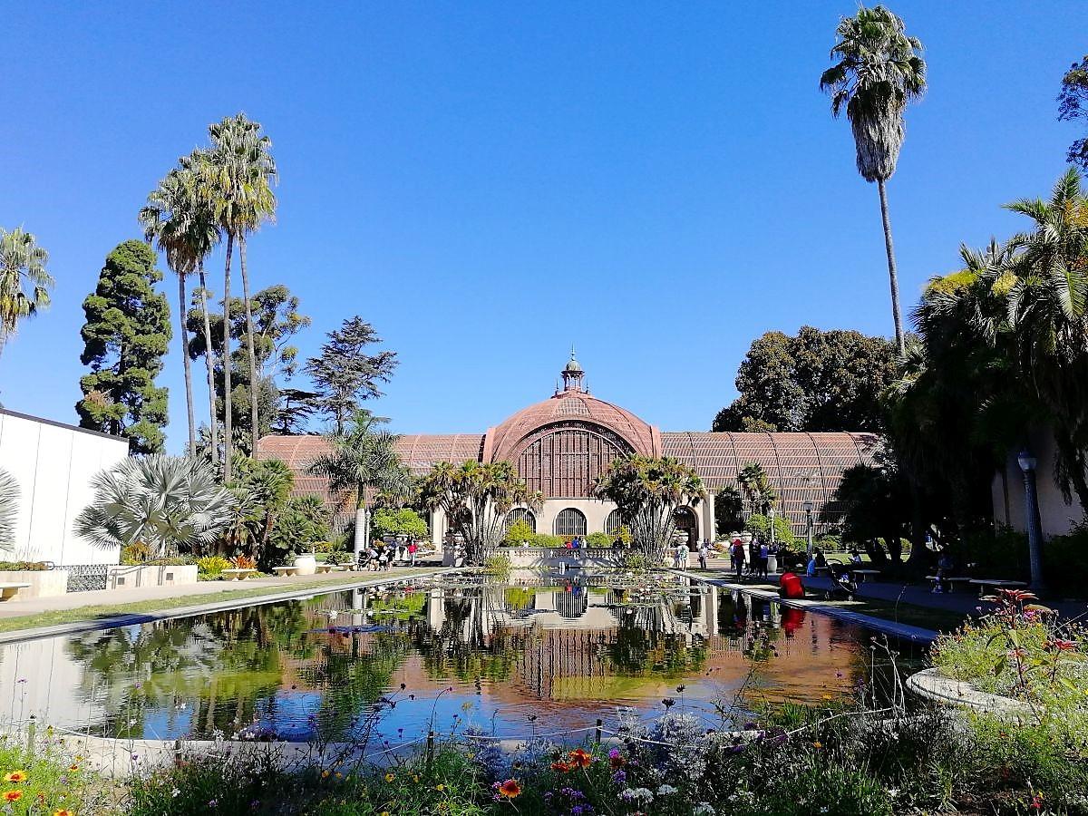 Botanische Garten im Balboa Park