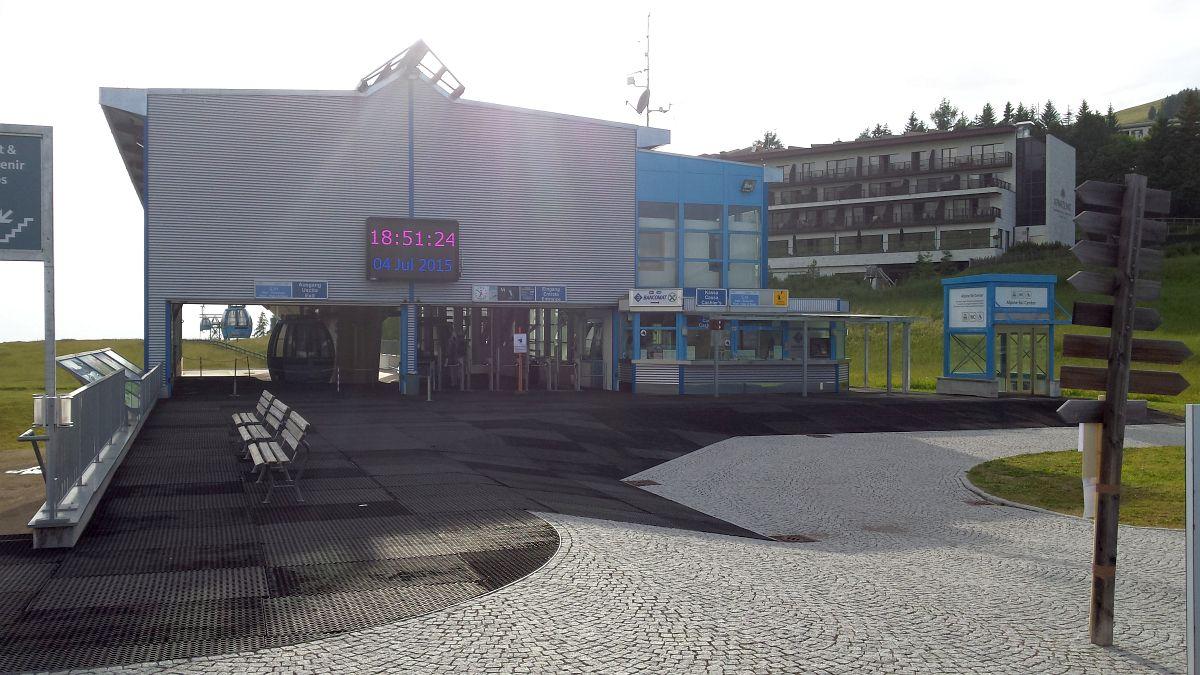 Photo of Seiser Alm Bahn – Direkt mit der Gondel auf die Seiser Alm