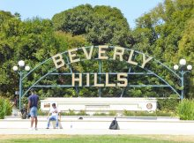 Beverly Hills Sign Hollywood