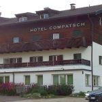 Hotel in Compatsch