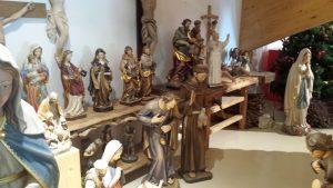 Dolfi - Krippenfiguren geschnitzt