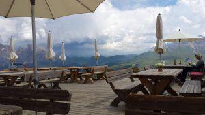 Restaurant Puflatsch - Engelsrast Ausblick