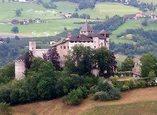 Schloss Prösels bei Völs am Schlern
