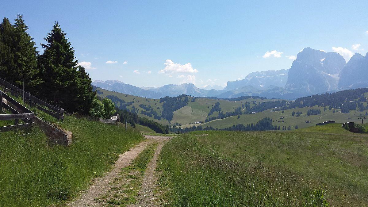 Photo of Seiser Alm Reisebericht Tag 1 – Die Anreise nach Südtirol