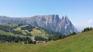 Symbolberg Südtirols - der Schlern