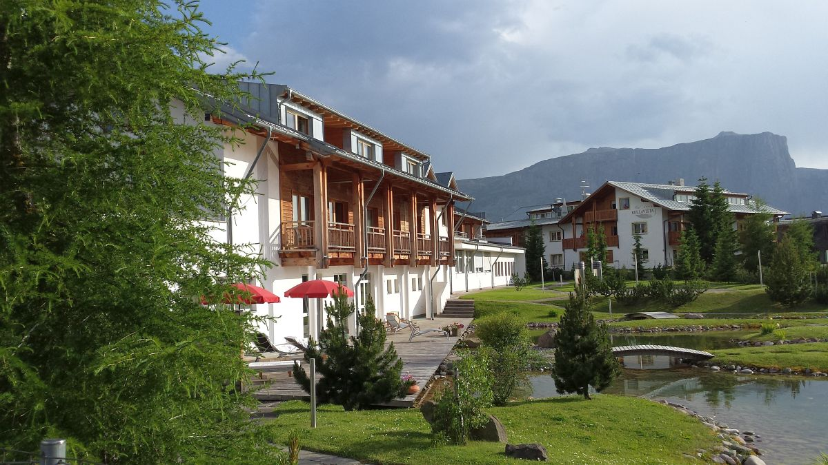 Hotels Seiser Alm  Sterne