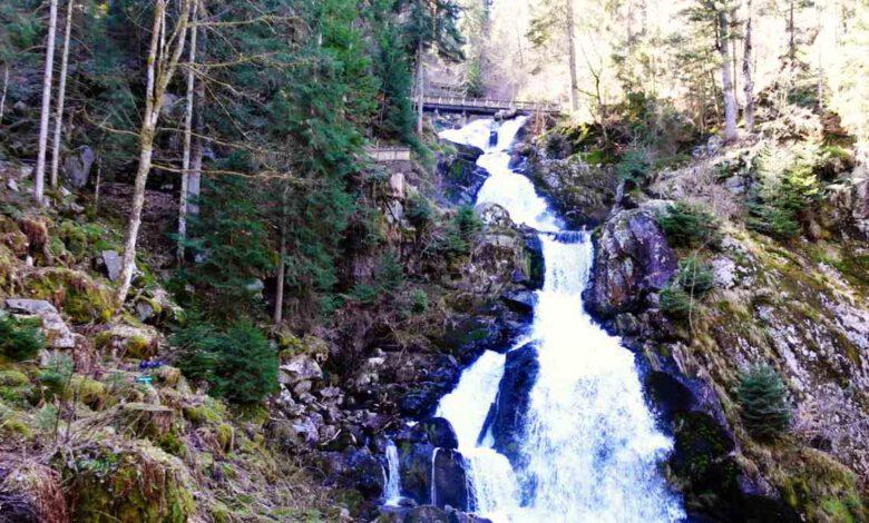 Photo of Die Triberger Wasserfälle im Schwarzwald – Deutschlands höchste Wasserfälle