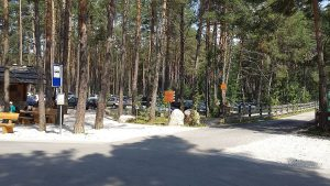 Völser Weiher Parkplatz