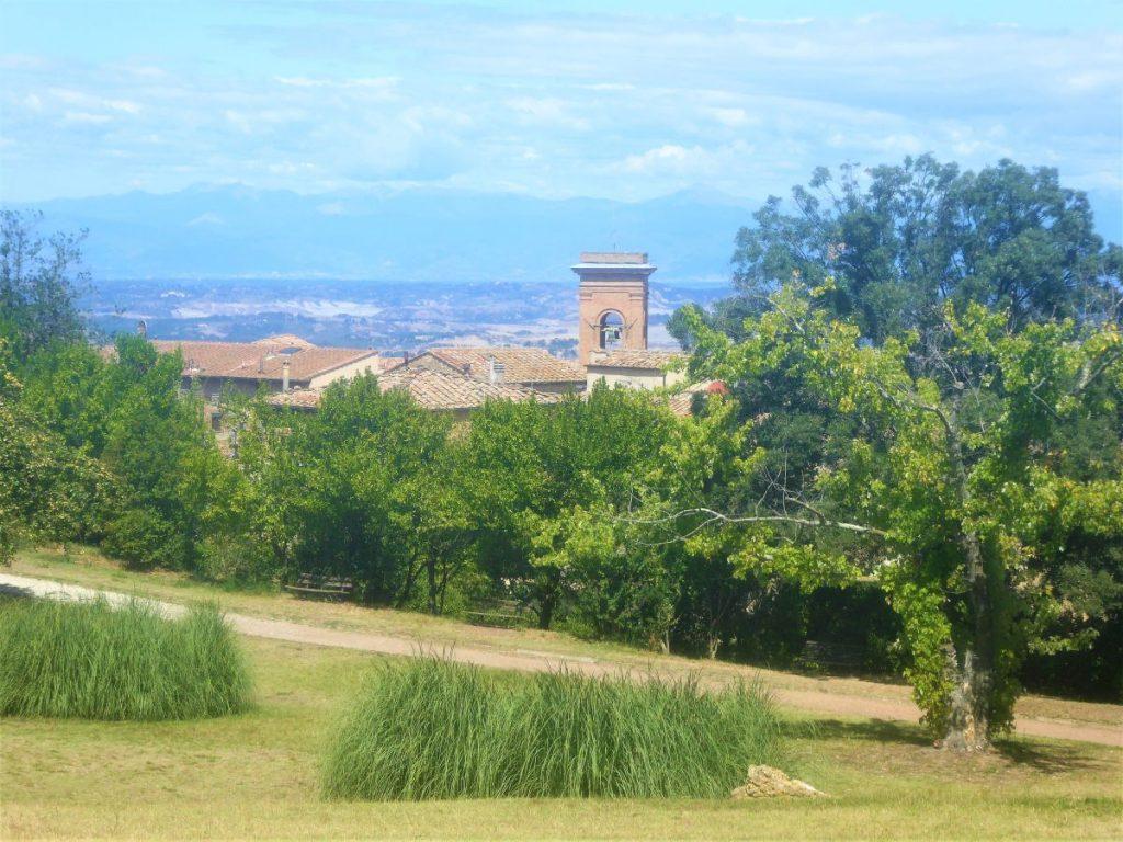 Parco Archeologico EnricoFiumi in Volterra