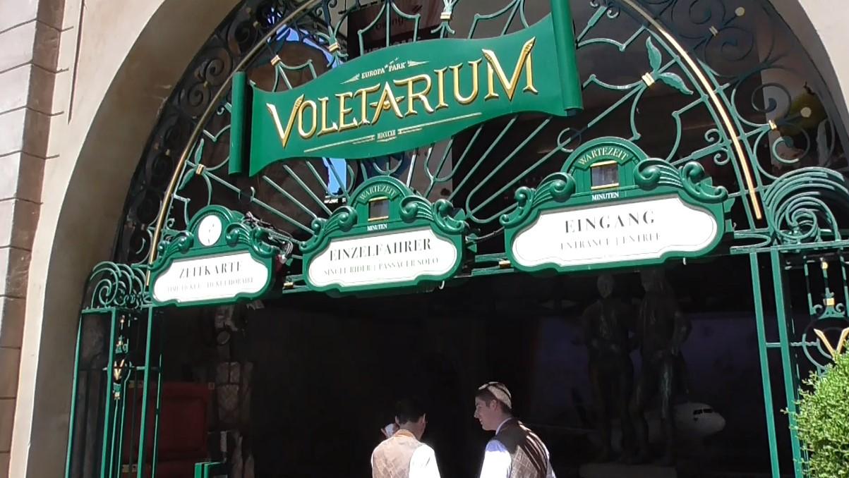 Voletarium Wartelinien